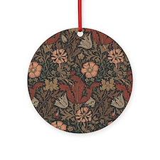 William Morris Compton Round Ornament