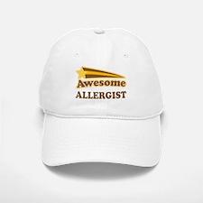 Awesome Allergist Baseball Baseball Cap