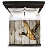 Duck King Duvet Covers