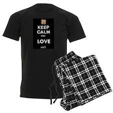 NAMASTE LOVE Pajamas