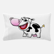 Cartoon Cow Pillow Case