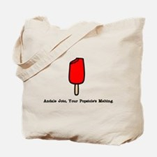 Your Popsicle's Melting Tote Bag