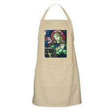 Stained Glass Mary Apron