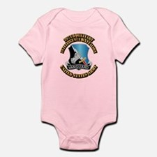 DUI - 297th Military Intelligence Bn w Text Infant