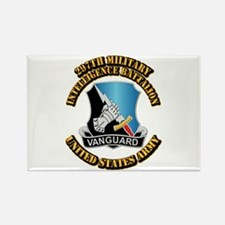 DUI - 297th Military Intelligence Bn w Text Rectan
