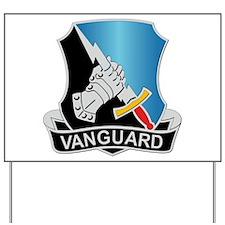 DUI - 297th Military Intelligence Battalion Yard S