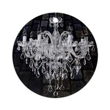 chandelier decor Round Ornament
