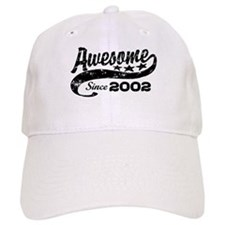 Awesome Since 2002 Baseball Cap