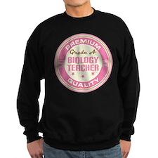 Premium quality biology teacher Sweatshirt