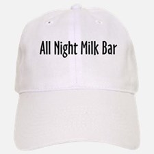 All Night Milk Bar Baseball Baseball Cap