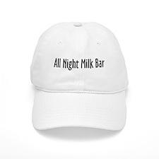 All Night Milk Bar Baseball Cap