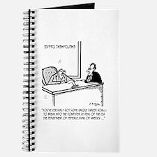 Unique Career Goals Journal