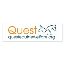 Quest Bumper Bumper Sticker