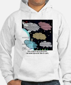 Star Gazing Through The Cloud Hoodie
