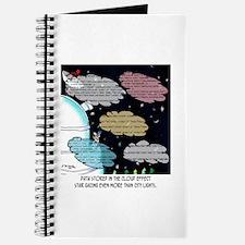 Star Gazing Through The Cloud Journal