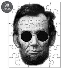 Abe Licoln and Cheap Sunglasses Puzzle