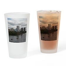 Richmond VA skyline Drinking Glass