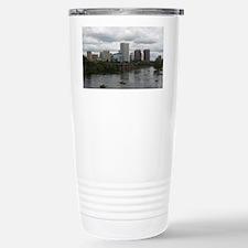 Richmond VA skyline Stainless Steel Travel Mug