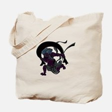 The Wind God Tote Bag