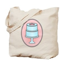 Pretty Cake Tote Bag