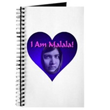 I Am Malala Journal