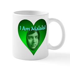 I Am Malala Small Mug