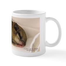 """""""Faun Sleeping"""" Small Mug"""