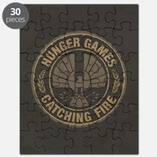 Catching Fire Capitol Logo Puzzle