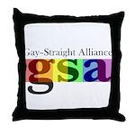 GSA Classic Throw Pillow