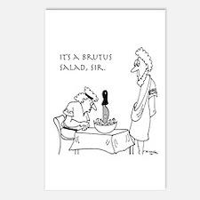 Brutus Salad Postcards (Package of 8)