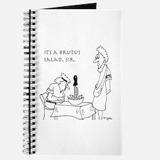 Brutus Salad Journal
