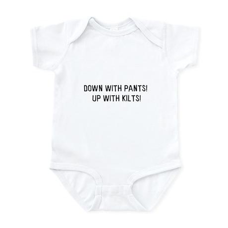 Pants and kilts Infant Bodysuit