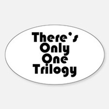 SW-Trilogy Oval Decal
