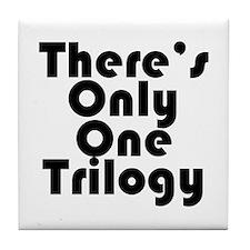 SW-Trilogy Tile Coaster