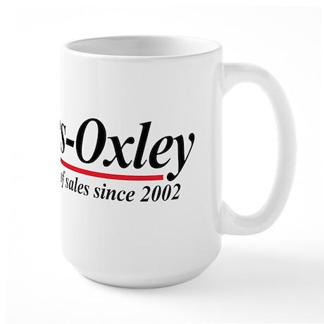 Sales Large Mug