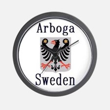 The Arboga Store Wall Clock