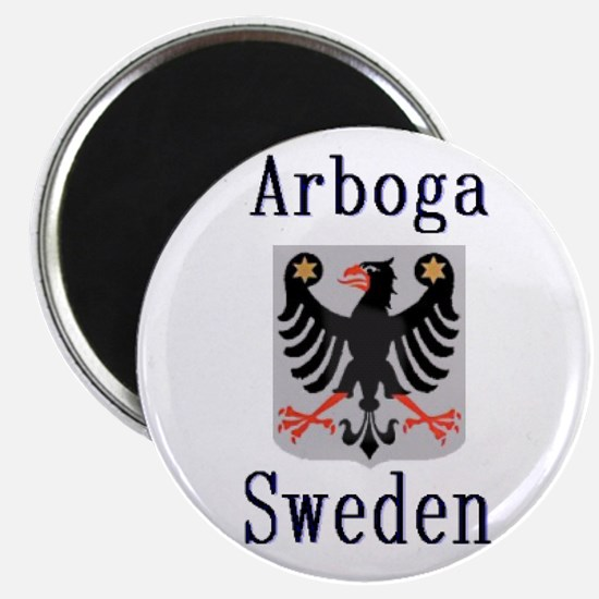 The Arboga Store Magnet