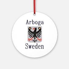 The Arboga Store Ornament (Round)