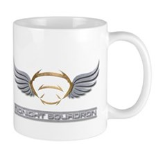 Silver and Gold Mugs