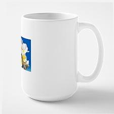 Plumeria Large Mug
