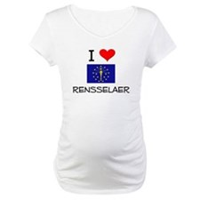 I Love RENSSELAER Indiana Shirt