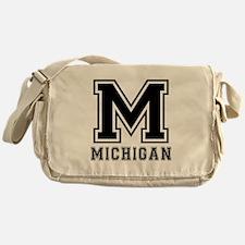 Michigan State Designs Messenger Bag