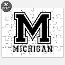 Michigan State Designs Puzzle