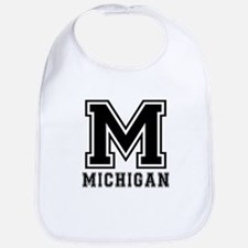 Michigan State Designs Bib