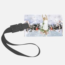 Dancing On Ice Luggage Tag