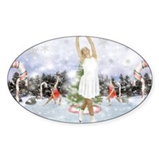Dancing On Ice Decal