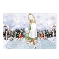 Dancing On Ice Postcards (Package of 8)