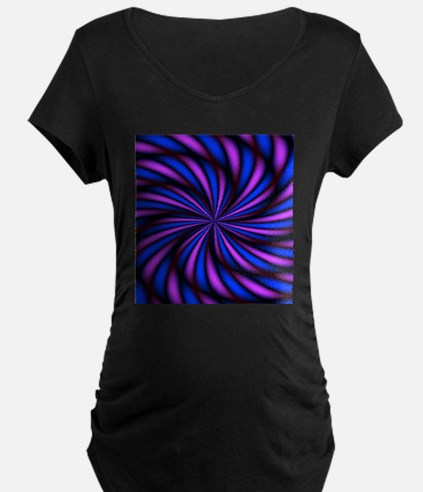 Psychedelic 16 Maternity T-Shirt