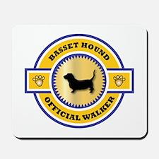 Hound Walker Mousepad