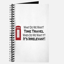 Time Travel Journal